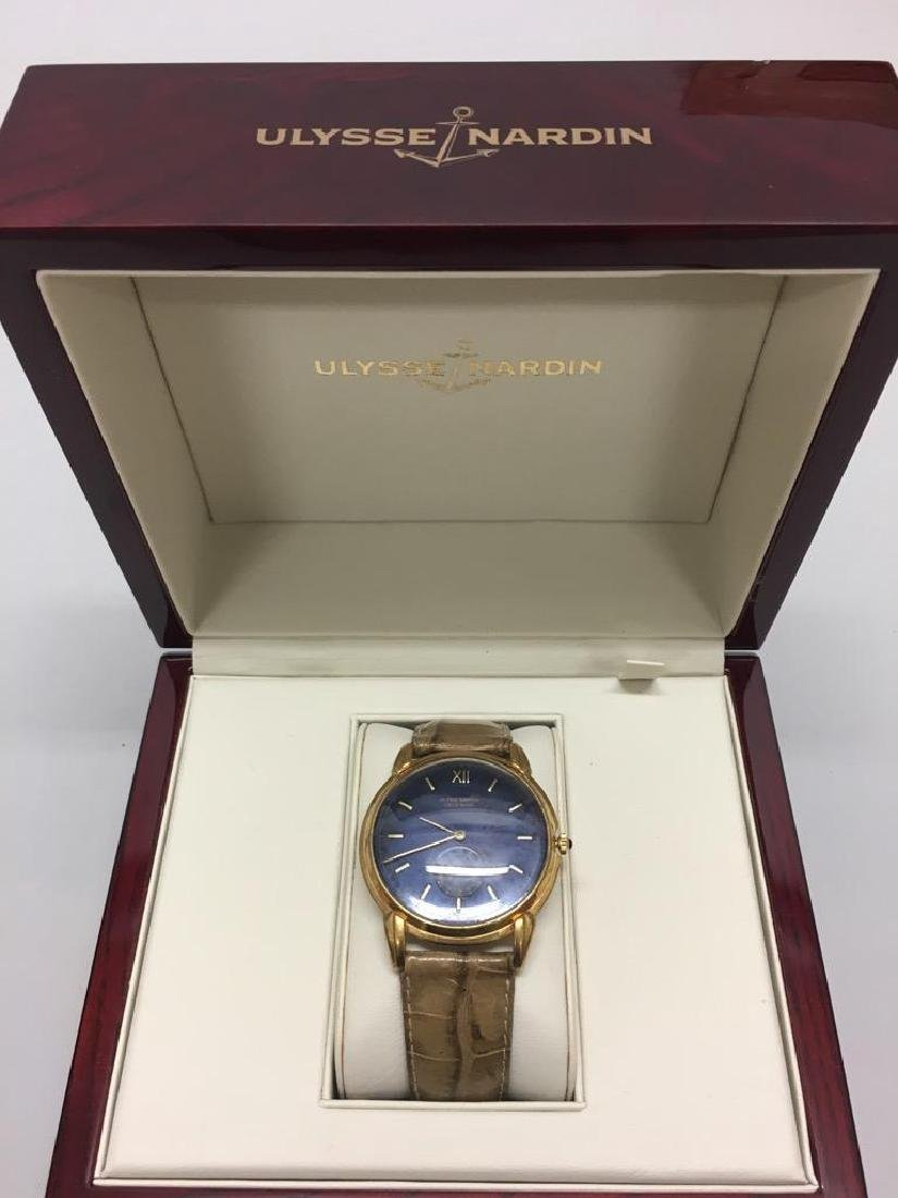 Ulysse Nardin Wrist Watch - 4
