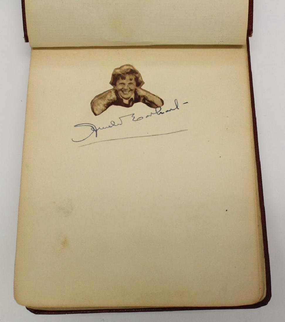 Amelia Earhart Autograph - 2