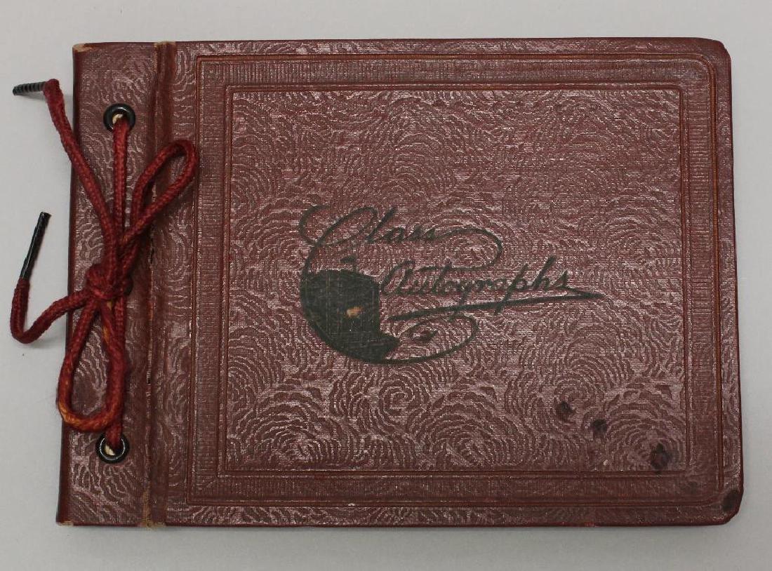 Amelia Earhart Autograph - 3