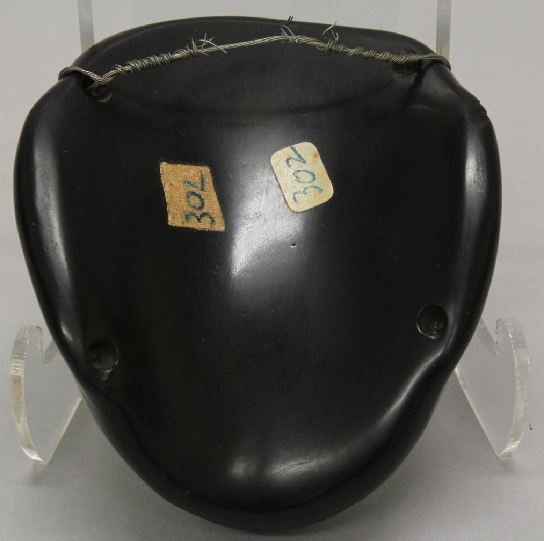 Black Stone Olmec Masquette - 5