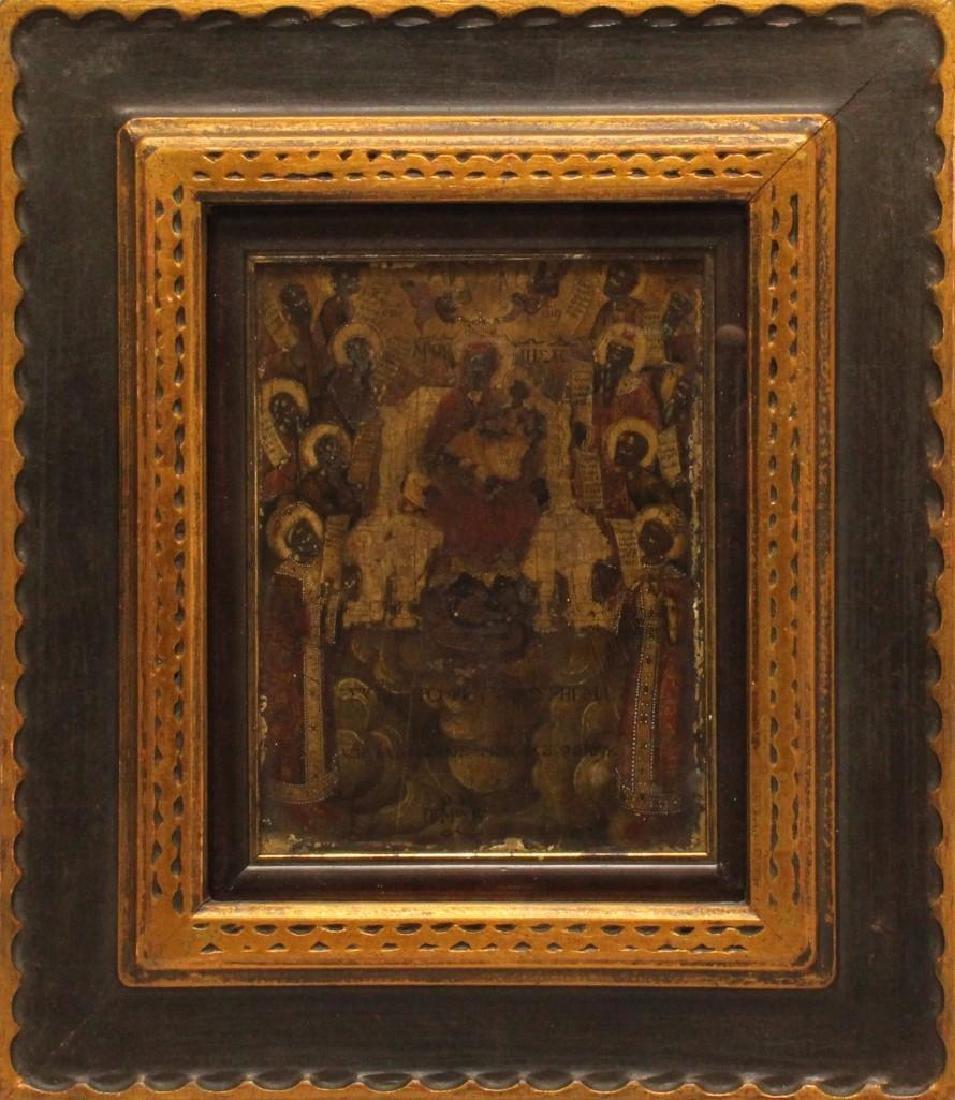 Russian Icon-17th Century