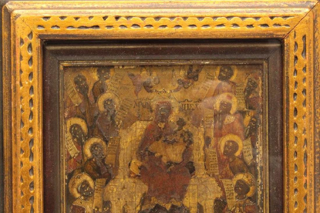 Russian Icon-17th Century - 3