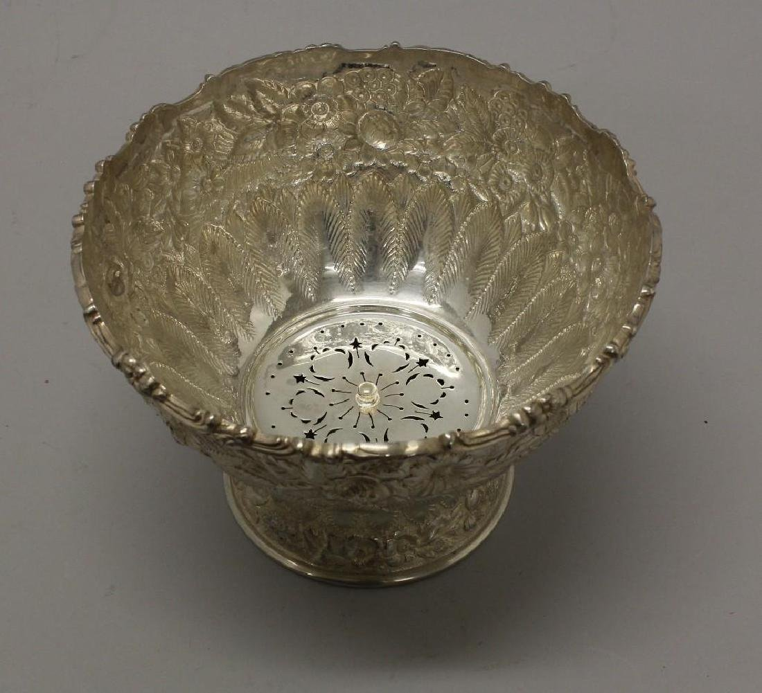 """Tiffany & Co., """"Reppose"""" Sterling Silver Ice Bowl - 2"""