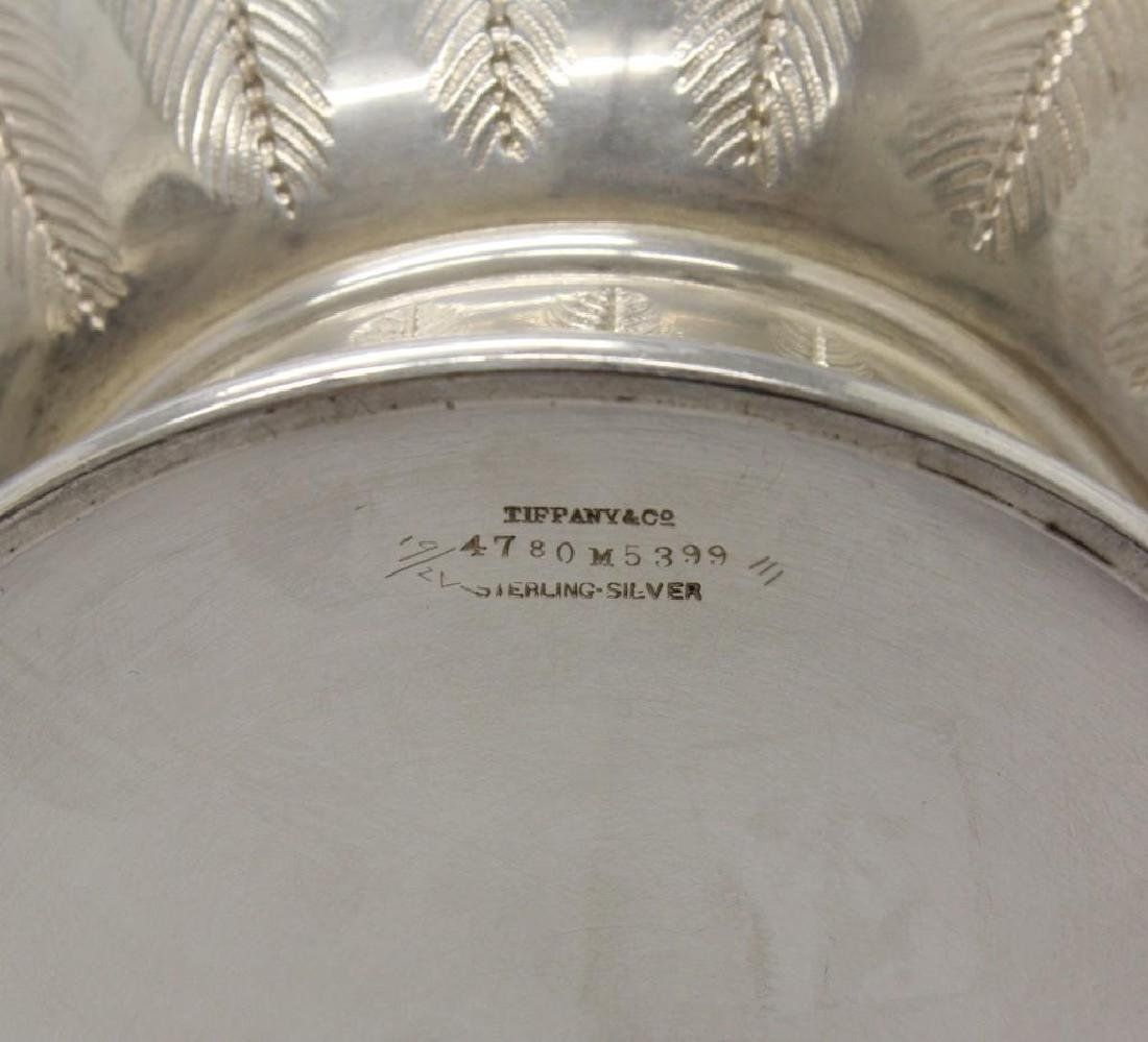"""Tiffany & Co., """"Reppose"""" Sterling Silver Ice Bowl - 3"""