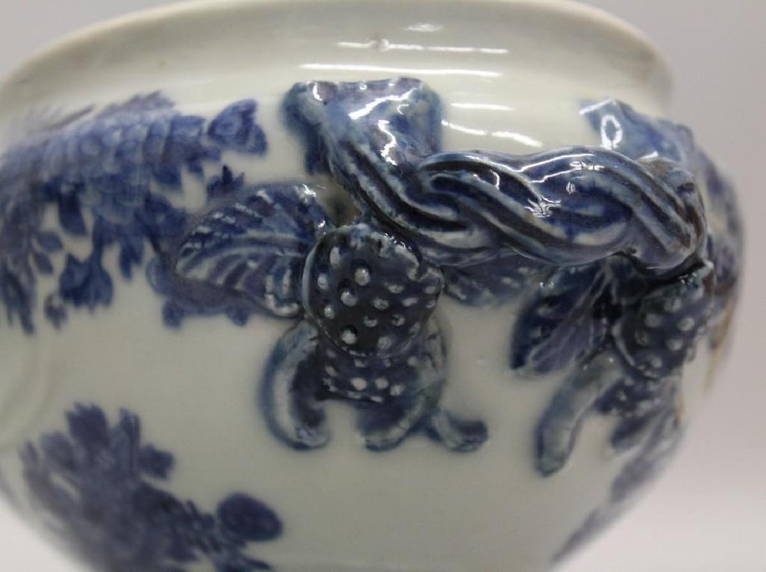 Chinese Export Soup/Gravy Tureen - 6