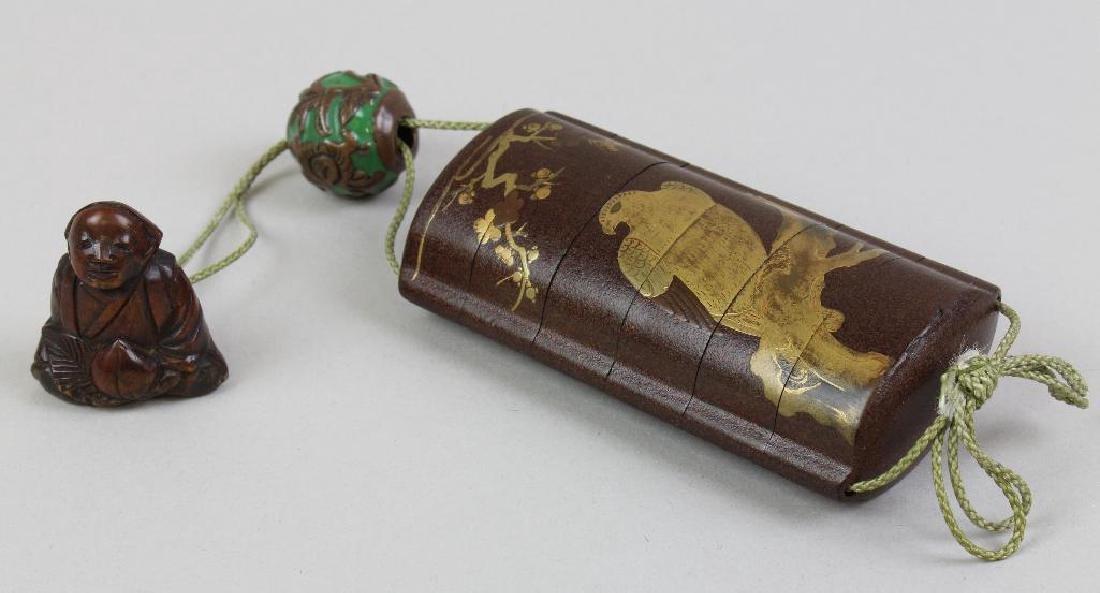 19th Century Japanese Inro