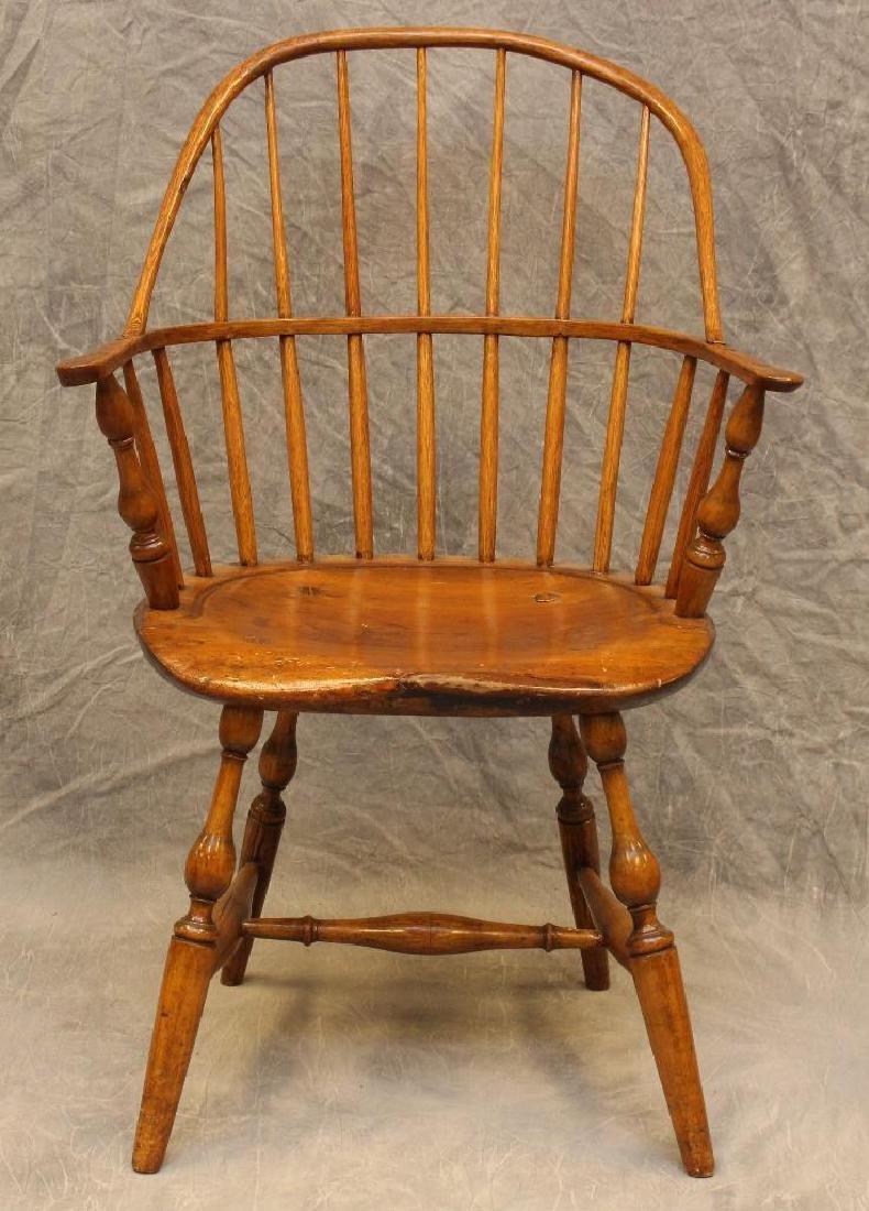 Sack-Back Windsor Armchair - 2