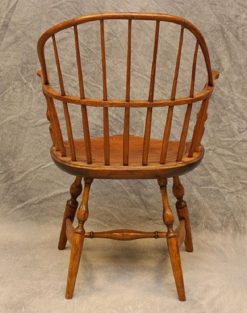 Sack-Back Windsor Armchair - 3
