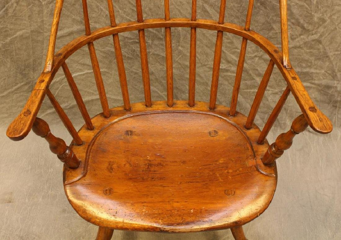 Sack-Back Windsor Armchair - 4