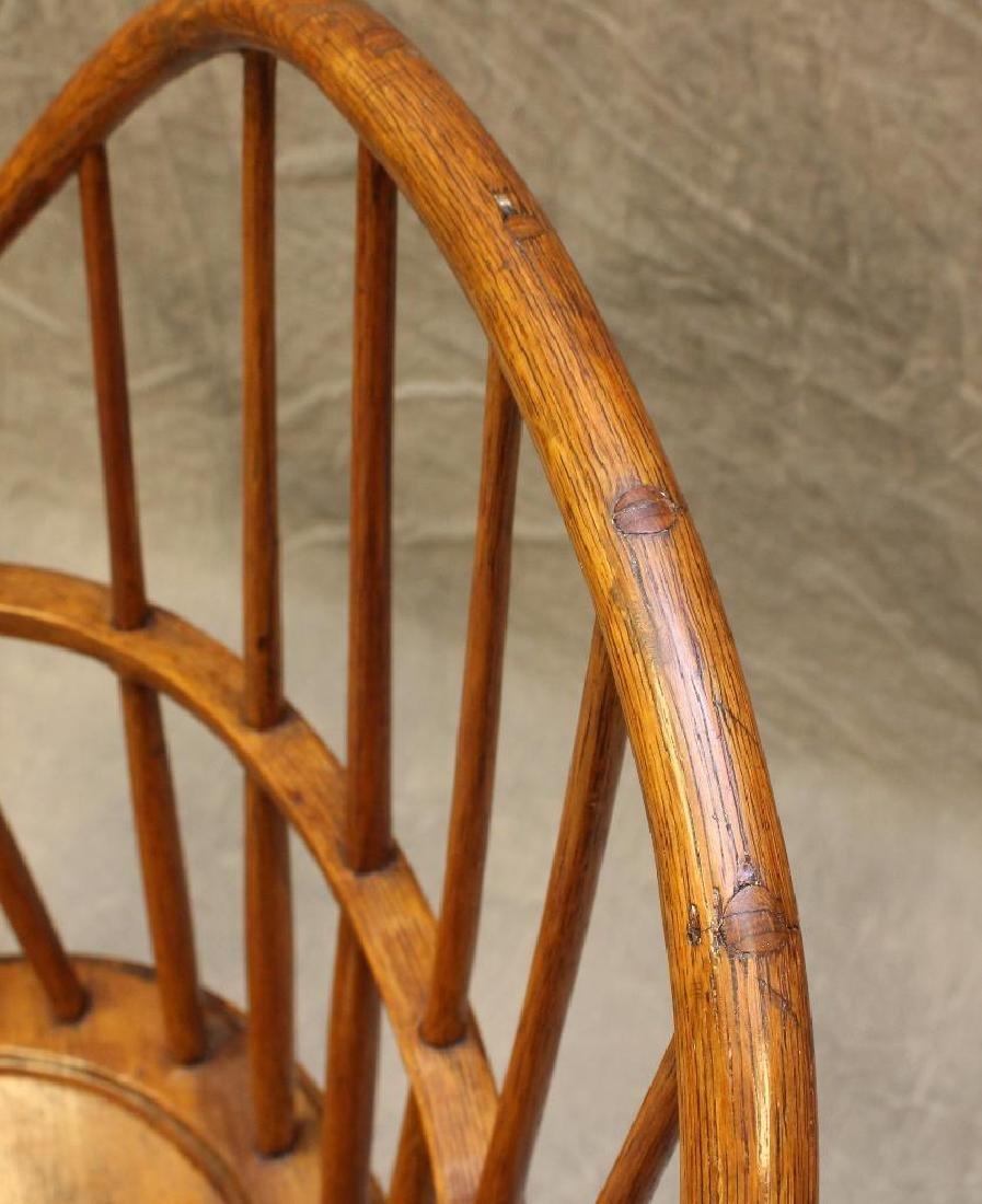 Sack-Back Windsor Armchair - 5