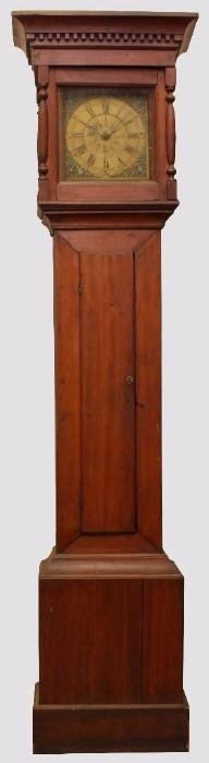 Henry Taylor Tall Case Clock