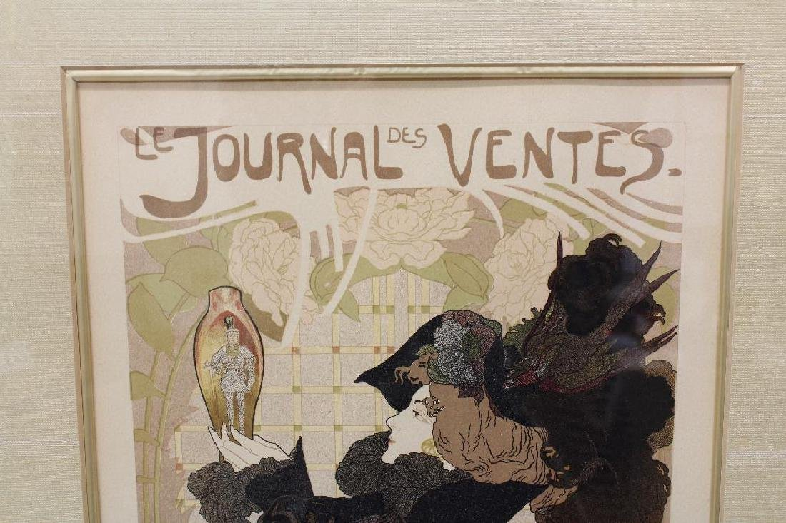 Georges de Feure (1868-1943, Dutch) Le Journal des - 2