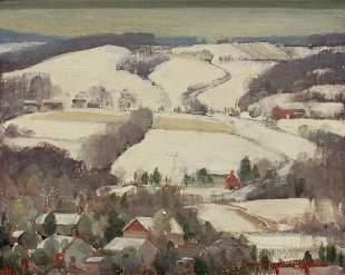 Arthur Meltzer (1893-1989, Pennsylvaina, Minnesota)
