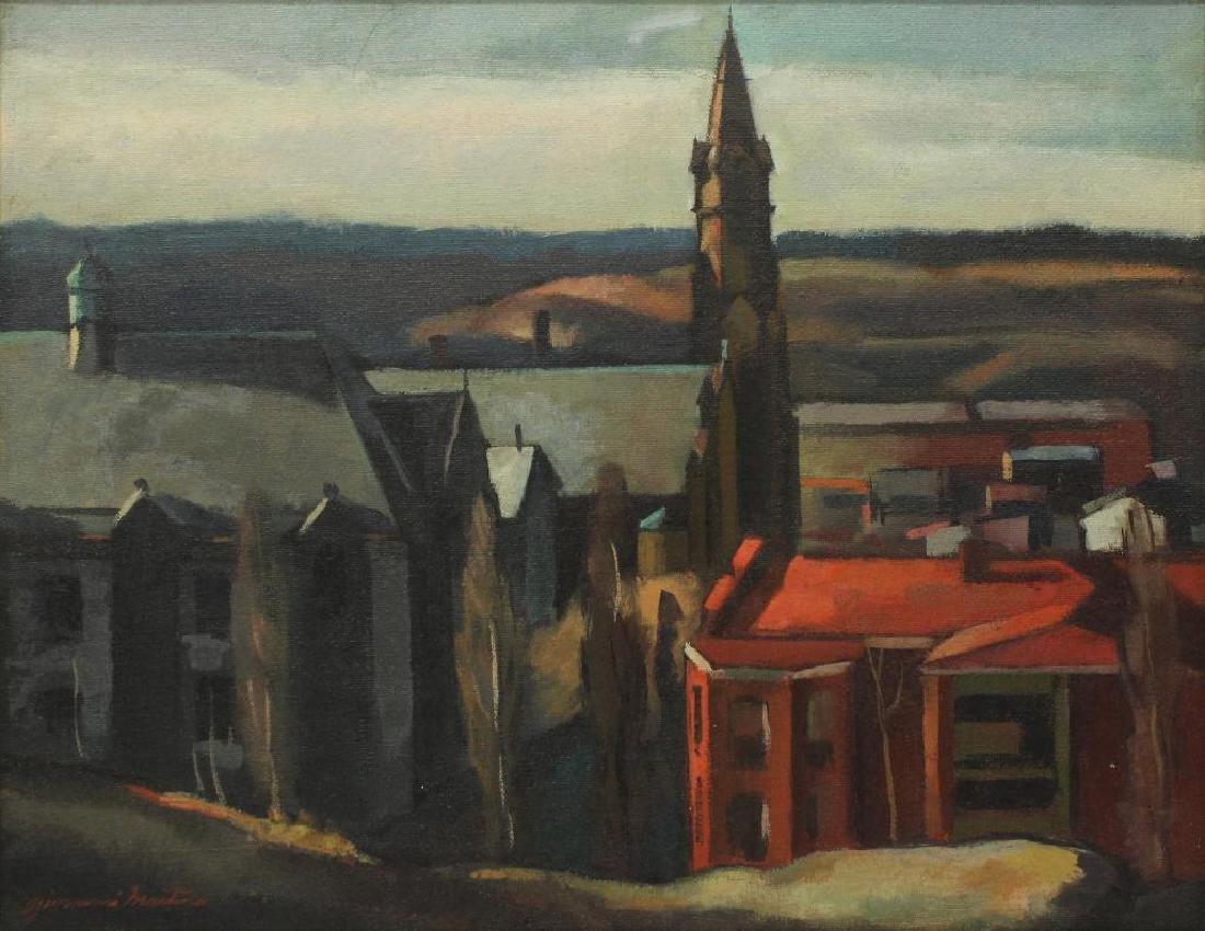 Giovanni Martino (1908-1997, Pennsylvania) Church