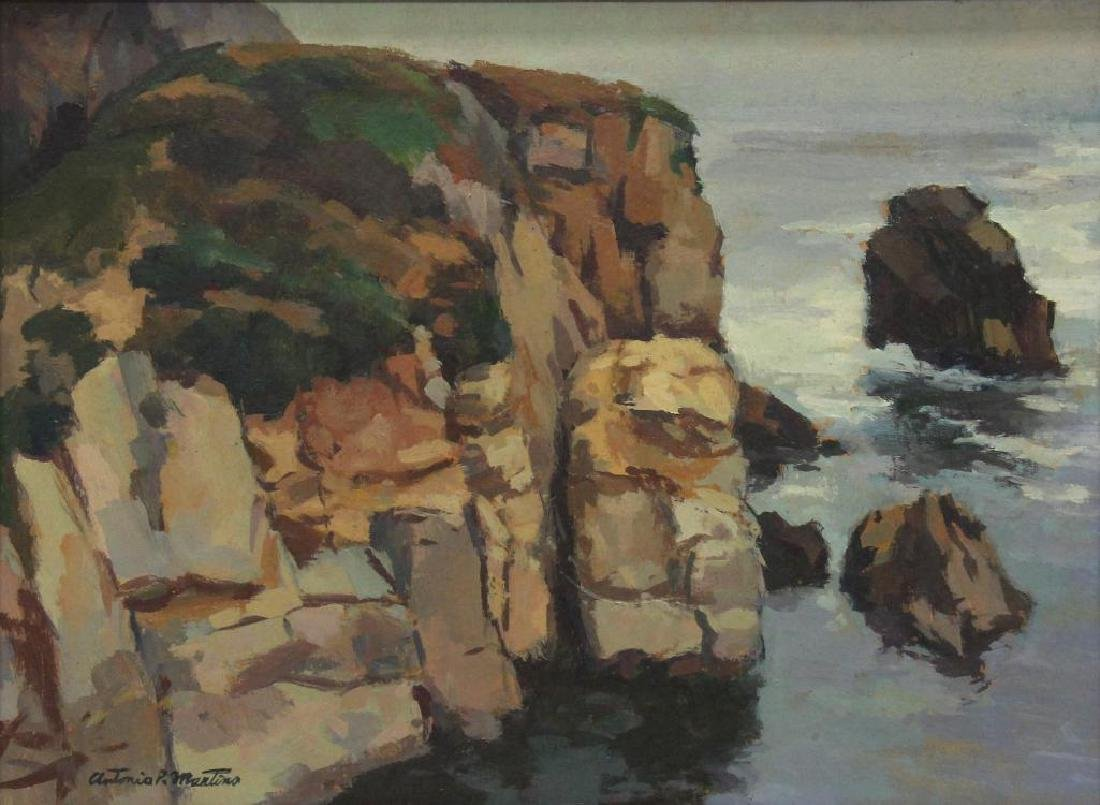 Antonio Martino (1902-1988 California/ Pennsylvania)