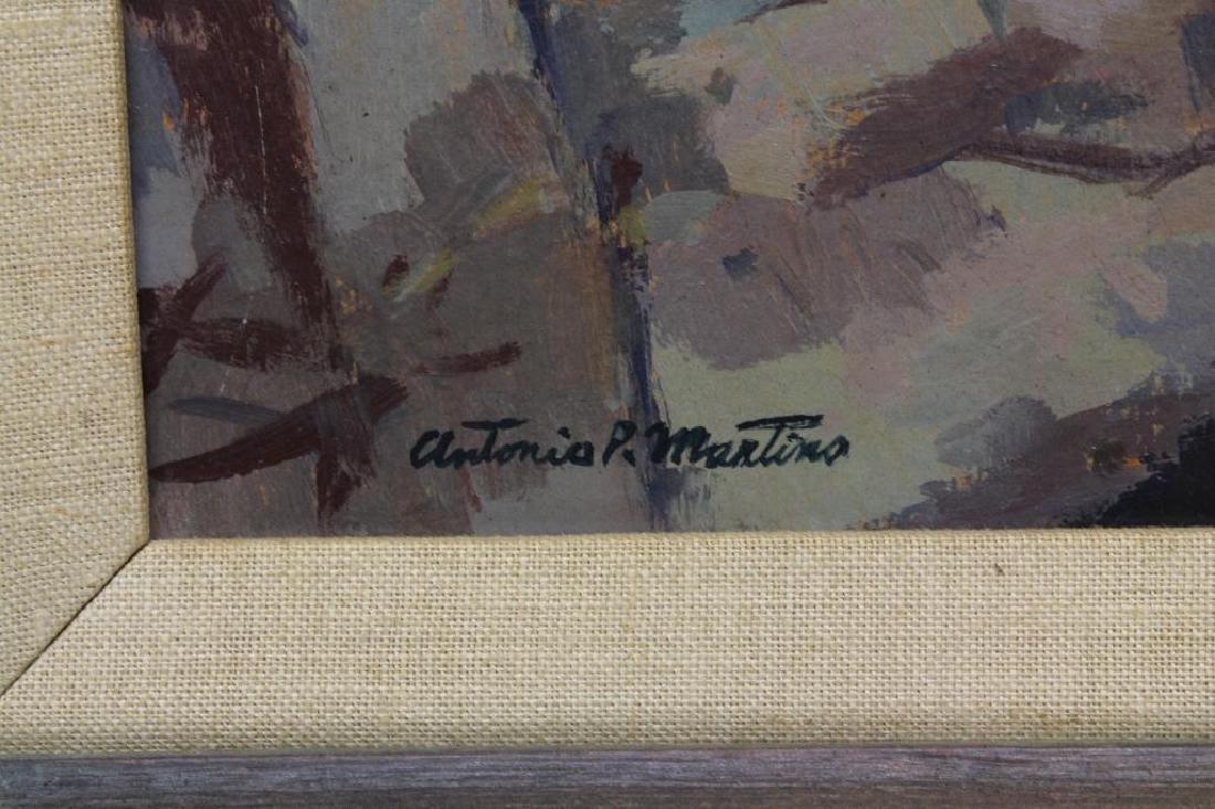 Antonio Martino (1902-1988 California/ Pennsylvania) - 3