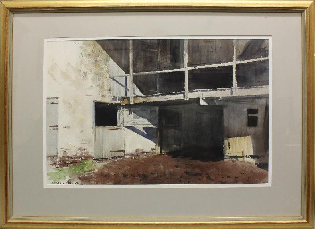 Ranulph Bye (1916-2003, Pennsylvania/New Jersey) - 2