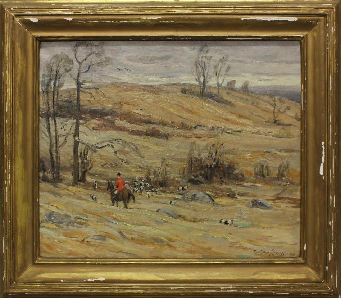 Charles Morris Young (1869-1964, Pennsylvania, Maine)