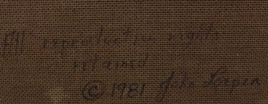 "John J Loeper (20/21st century, Pennsylvania) ""Sweet - 5"