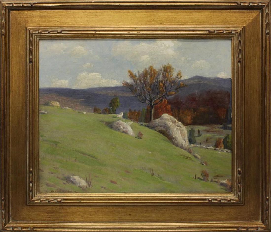 Andrew Thomas Schwartz (1867-1942, New York) Hillside