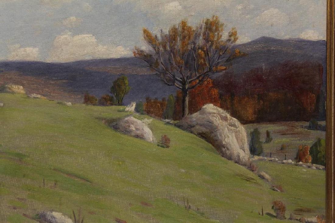 Andrew Thomas Schwartz (1867-1942, New York) Hillside - 2