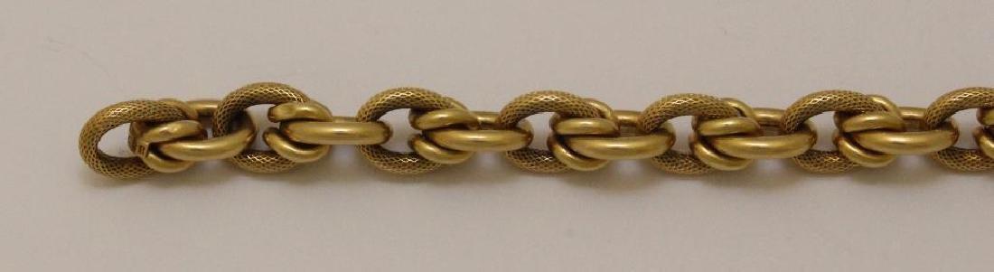 18KY Gold Bracelet - 2