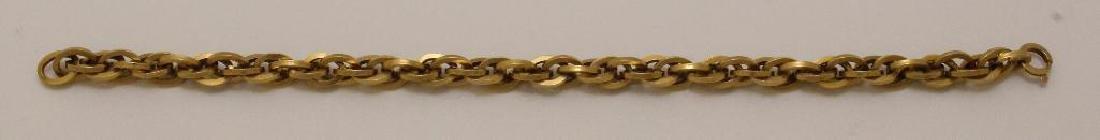 18KY Gold Bracelet