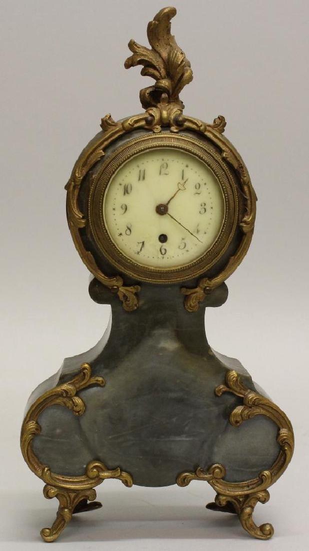 Julien LeRoy Garniture Clock Set - 4