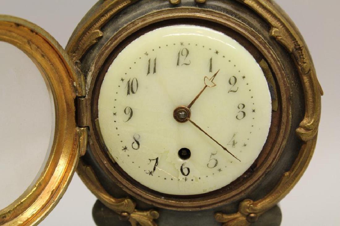 Julien LeRoy Garniture Clock Set - 6