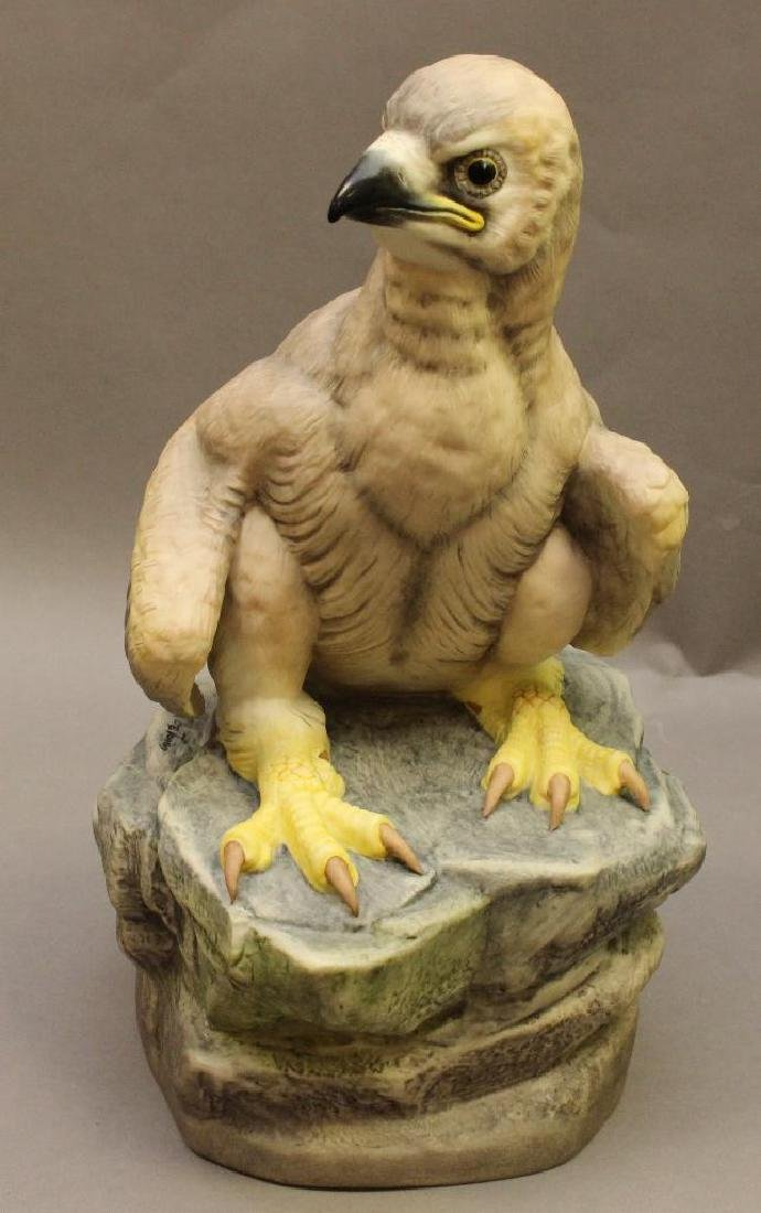 "Boehm ""Young American Bald Eagle"" Figure - 2"