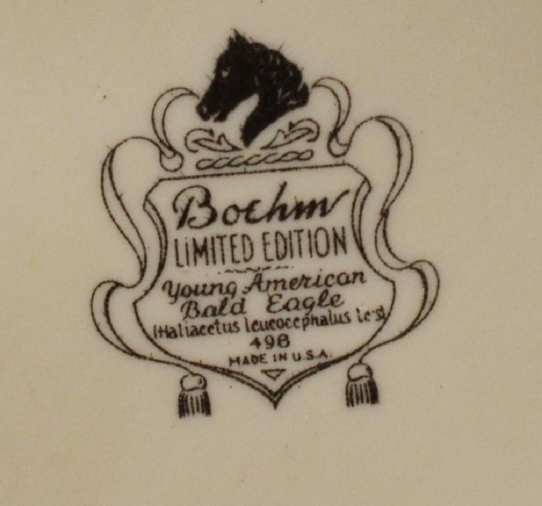 "Boehm ""Young American Bald Eagle"" Figure - 4"
