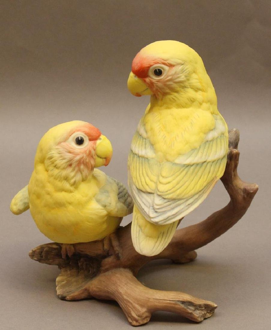 "Boehm ""Baby Lovebird"" Figure"