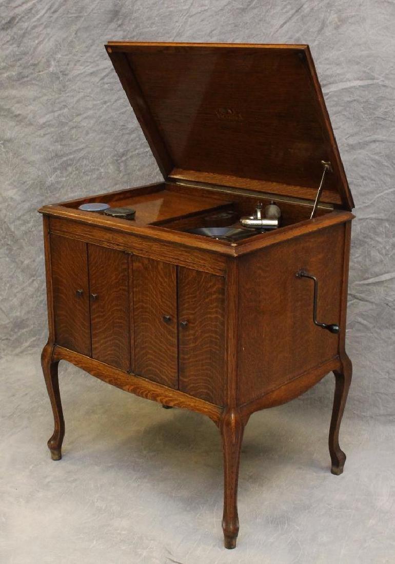 Victor Talking Machine Victrola - 2