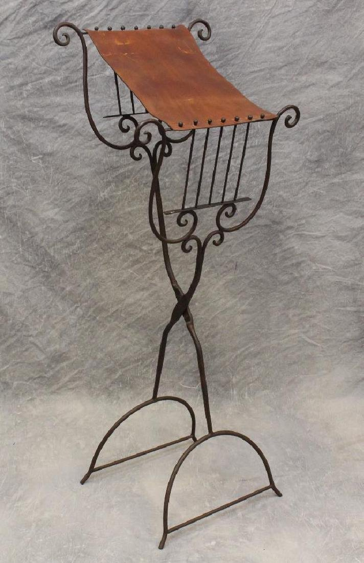Arts and Crafts Music Stand - 3