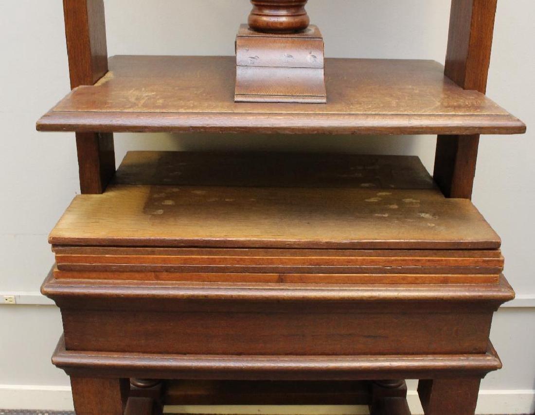 Oak Linen Press - 4