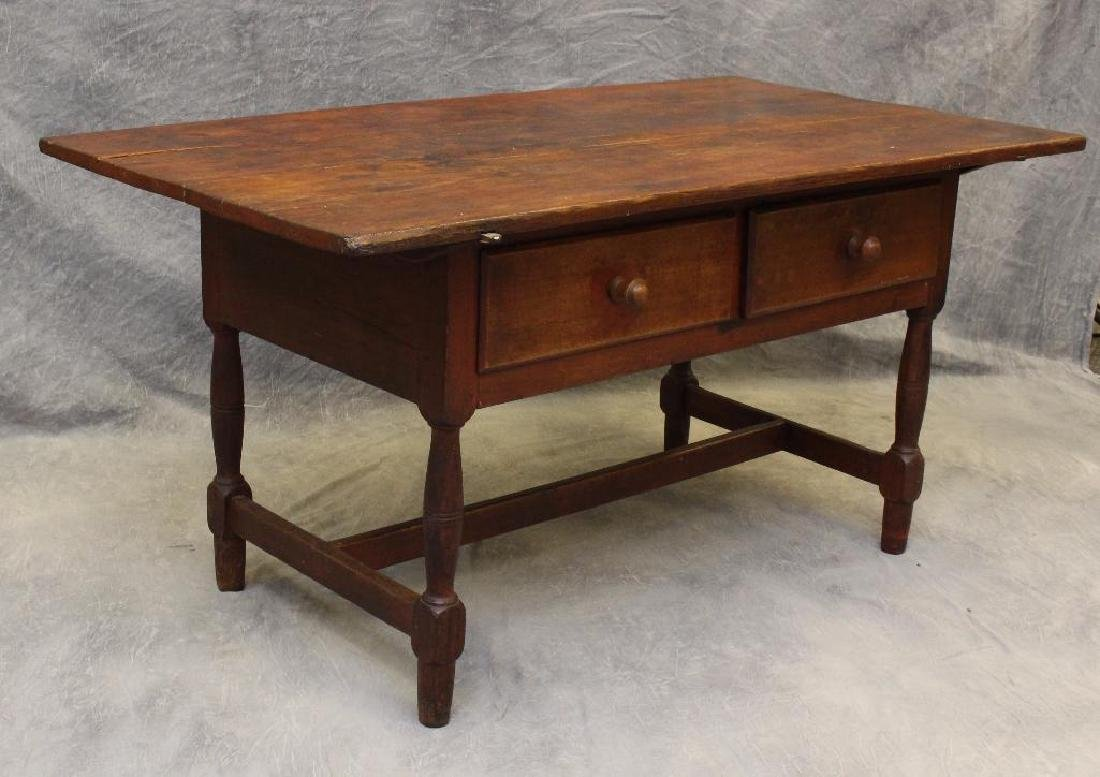 Country Pine Tavern Table - 2