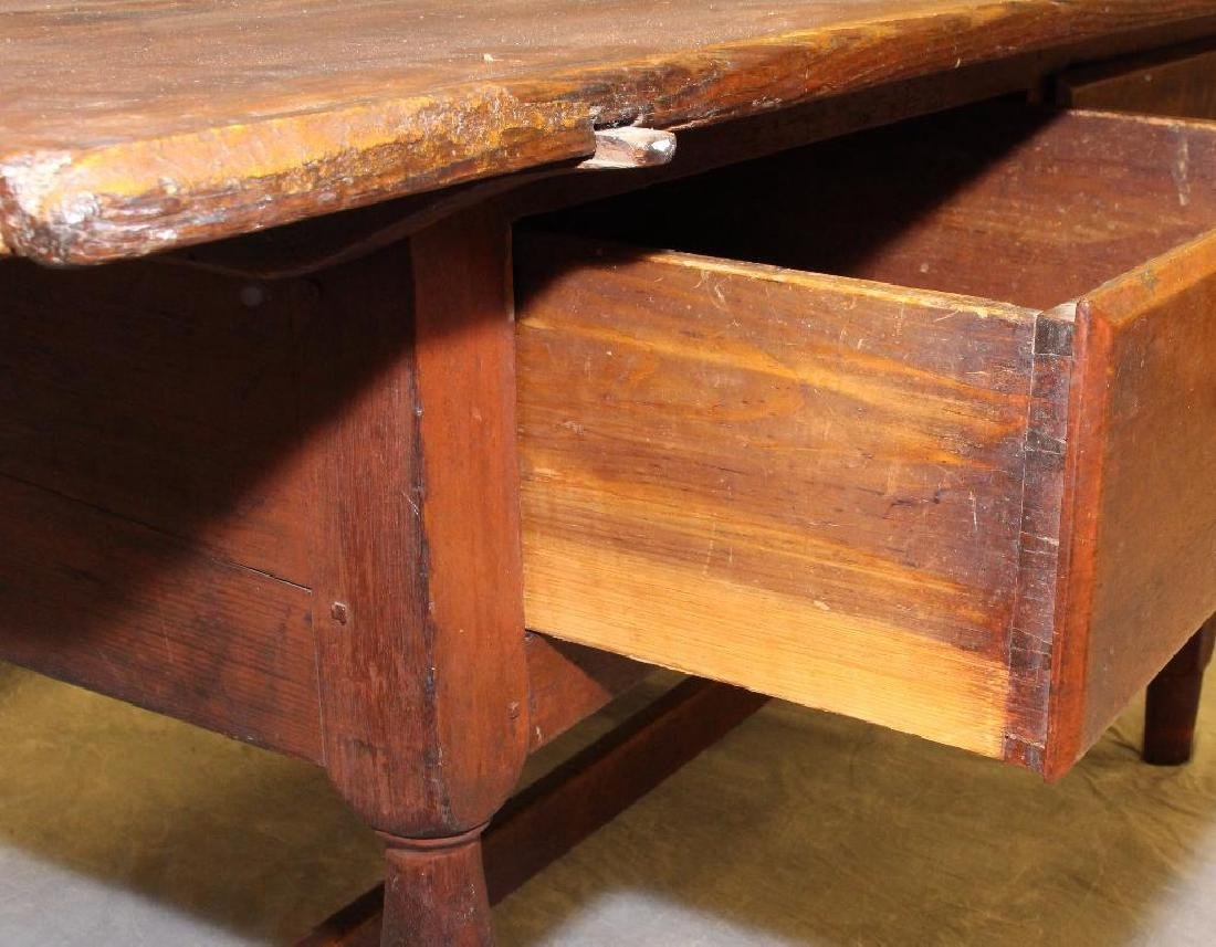 Country Pine Tavern Table - 4