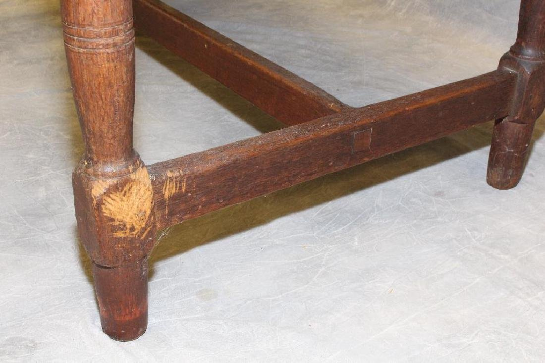 Country Pine Tavern Table - 5