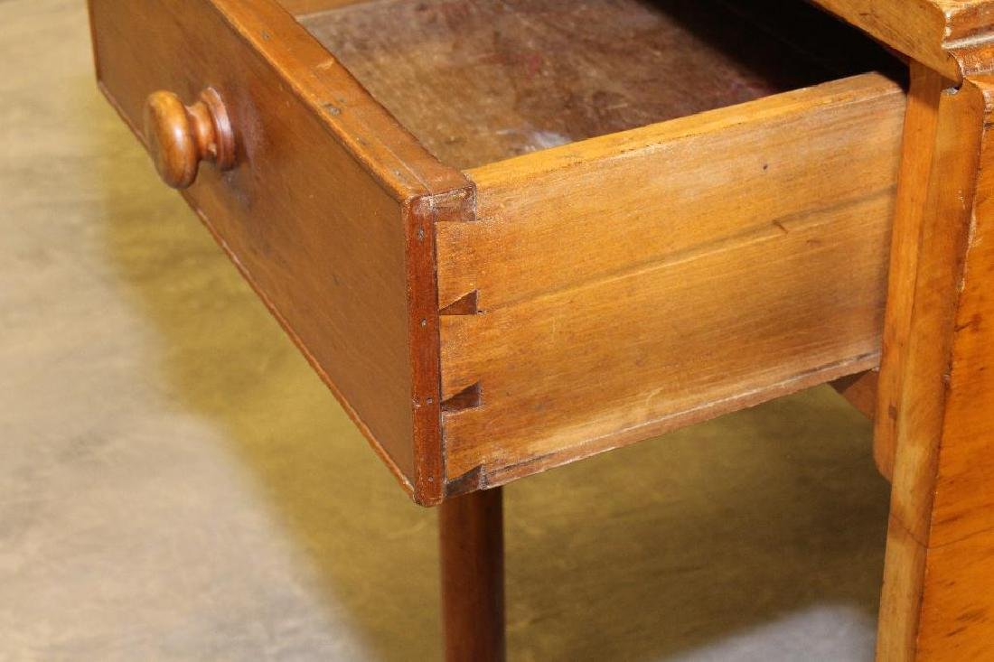 Cherry Drop Leaf Table - 5