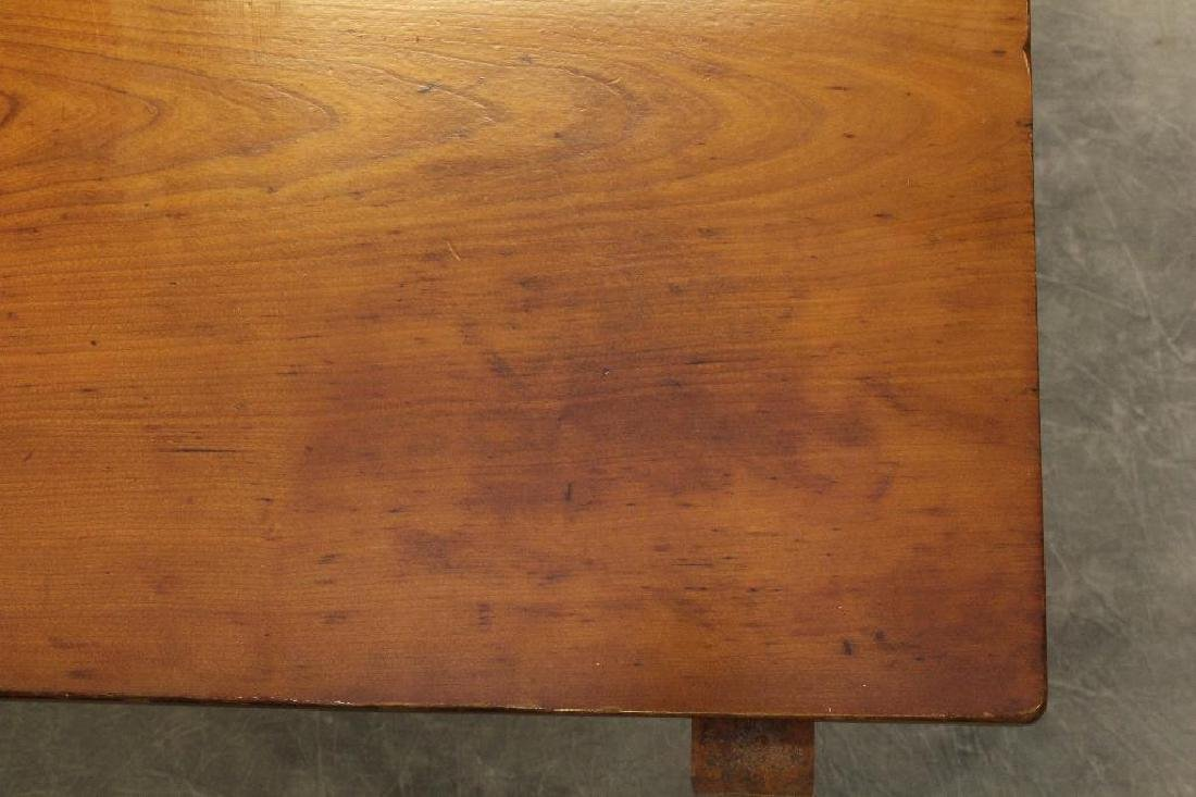 Cherry Drop Leaf Table - 6