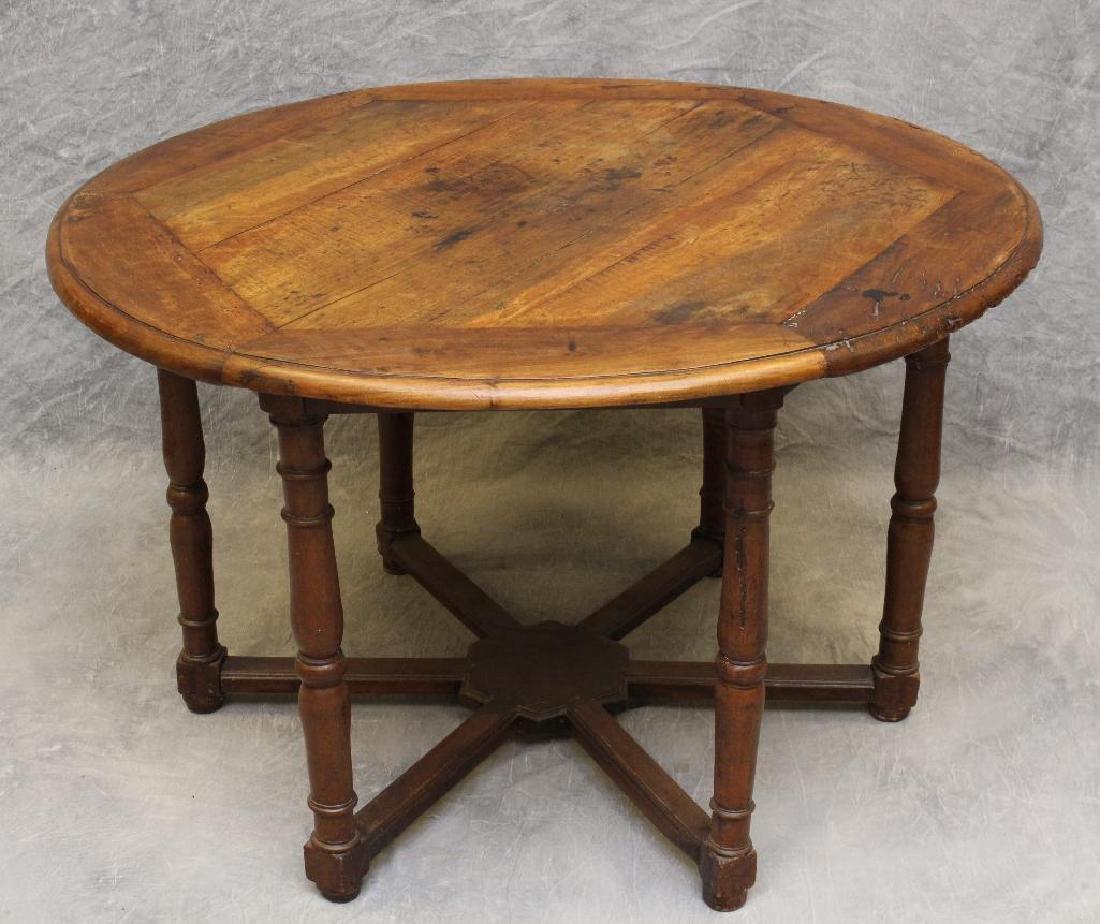 Walnut Breakfast Table