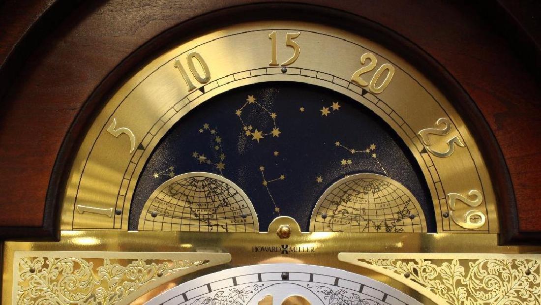 Howard Miller Tall Case Clock - 5