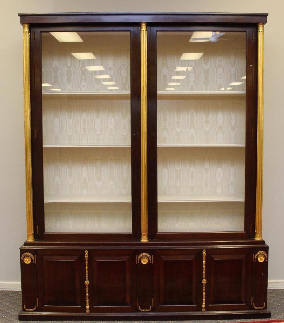 Mahogany Ormolu Mounted China / Display Cabinet