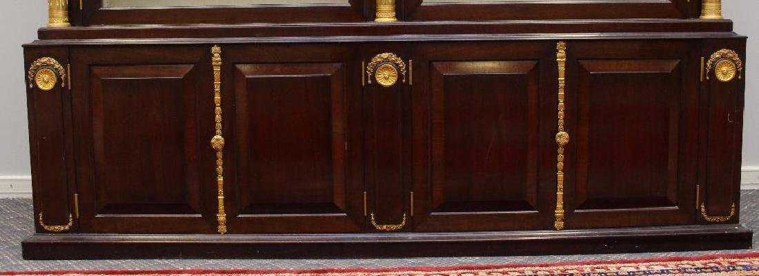 Mahogany Ormolu Mounted China / Display Cabinet - 3