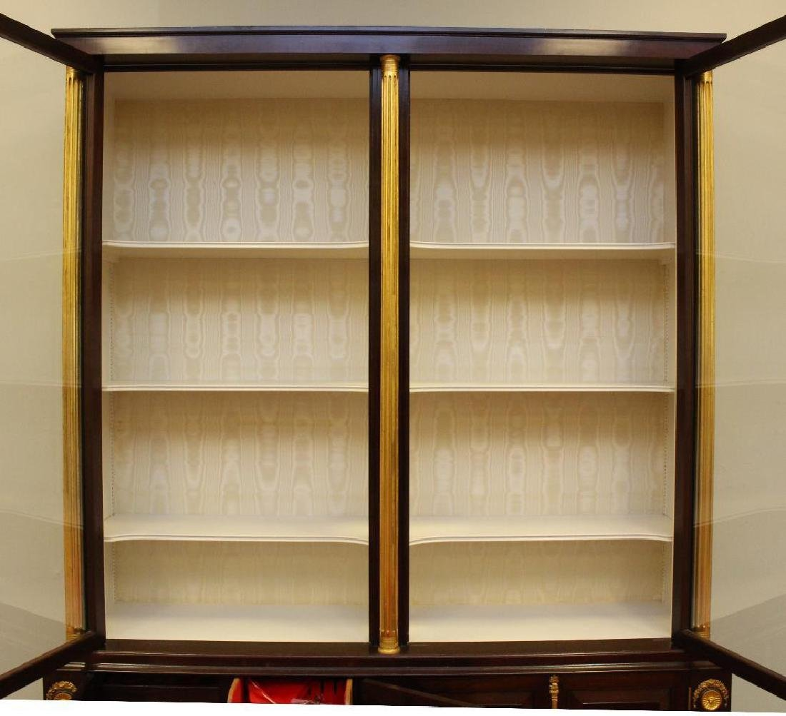 Mahogany Ormolu Mounted China / Display Cabinet - 5