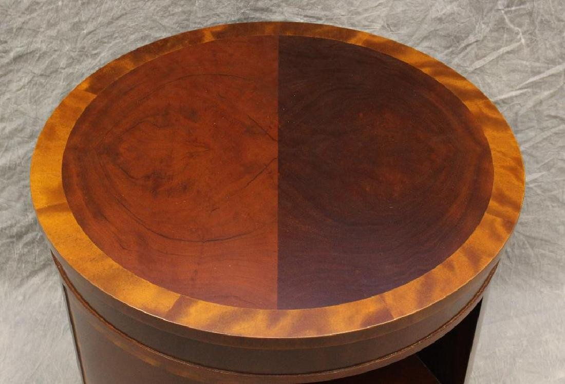 Baker Drum Table - 2