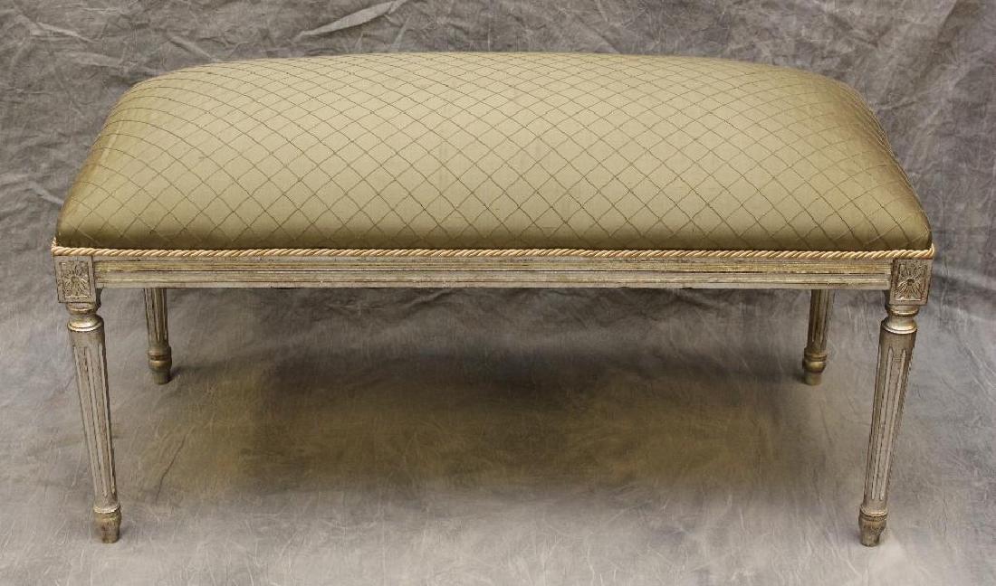 Louis XVI Style Bench - 2