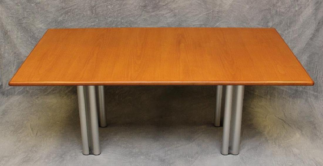 Knoll Teak Dining Table