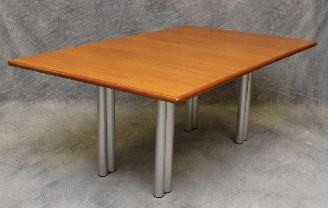 Knoll Teak Dining Table - 2