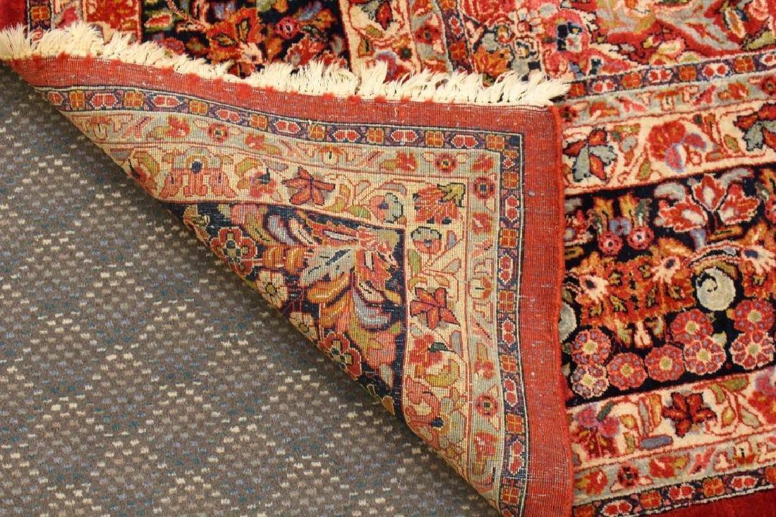 Sarouk Hand Woven Room Size Rug - 5